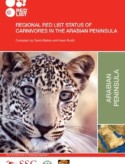 Regional Red List status of carnivores in the Arabian Peninsula